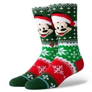 STANCE Mickey Clause MENS Socks Various Sizes